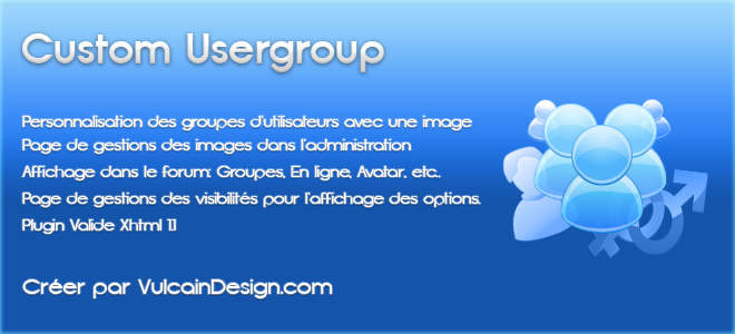 Premium - Custom Usergroup