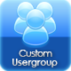 Custom Usergroup